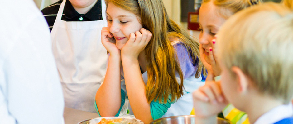 Summertime Cooking Series for Girls