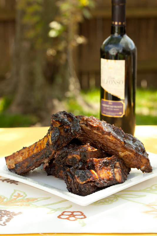 Brown Sugar and Bourbon Ribs | Kosher Cooking Concepts