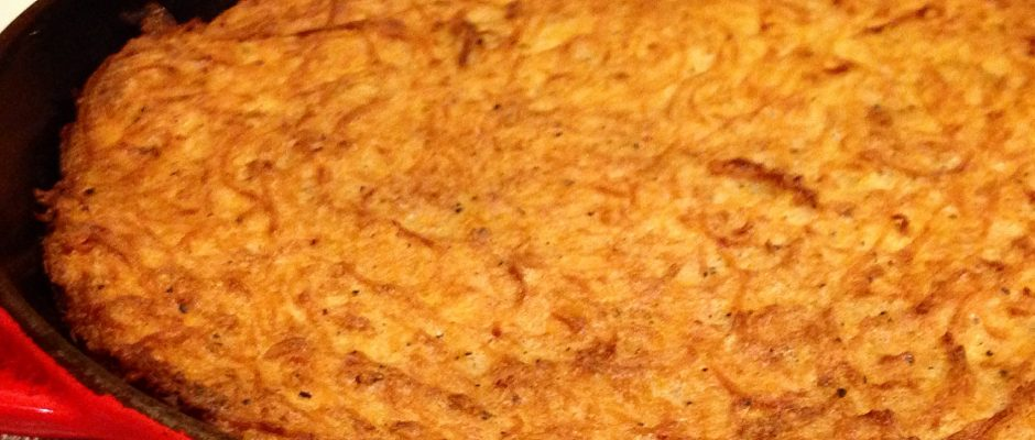 The Great Potato Kugel Debate
