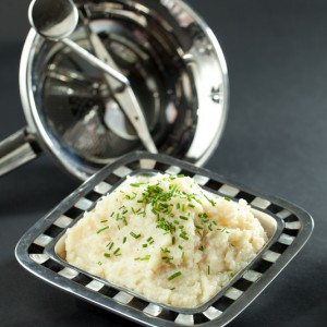 Celeriac & Potato Puree