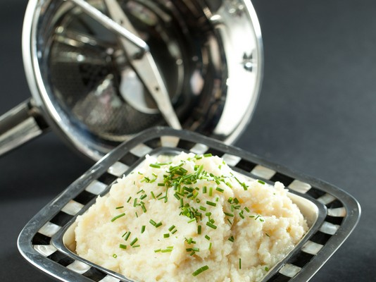 Celeriac & Potato Puree
