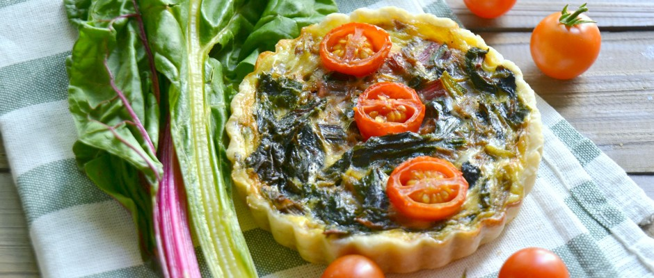 Real Men Eat THIS Quiche!